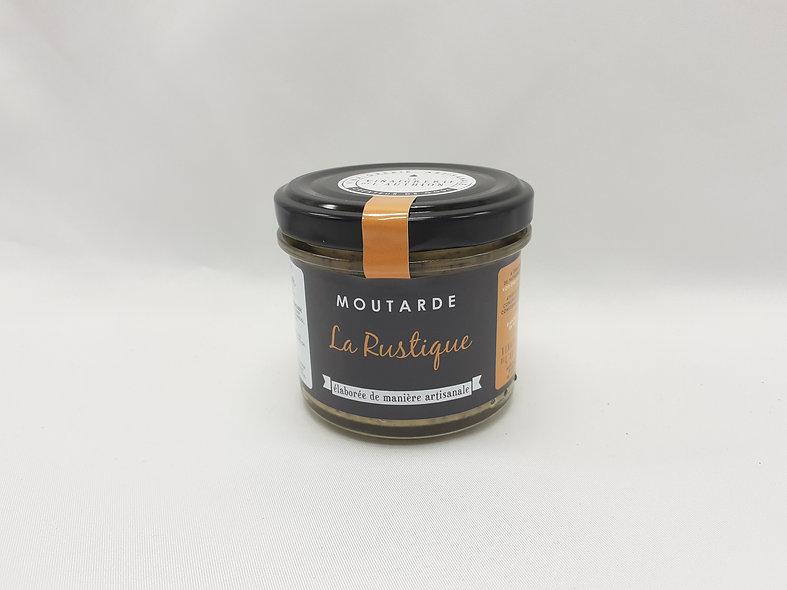 Moutarde Rustique 120gr