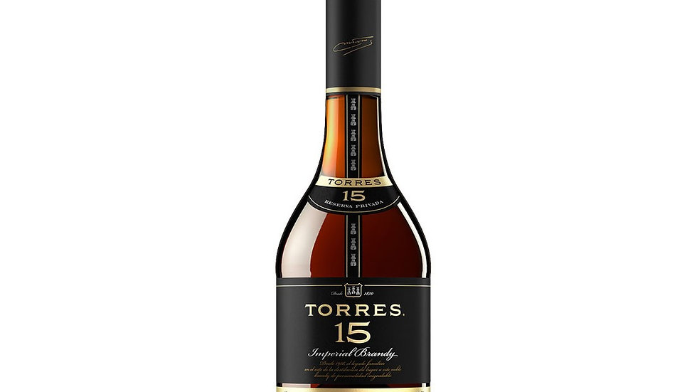 Torres Brandy 15y Reserva Privada