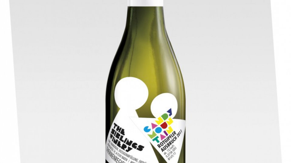 The Siblings Winery Candy Mountain Rotgipfler Auslese