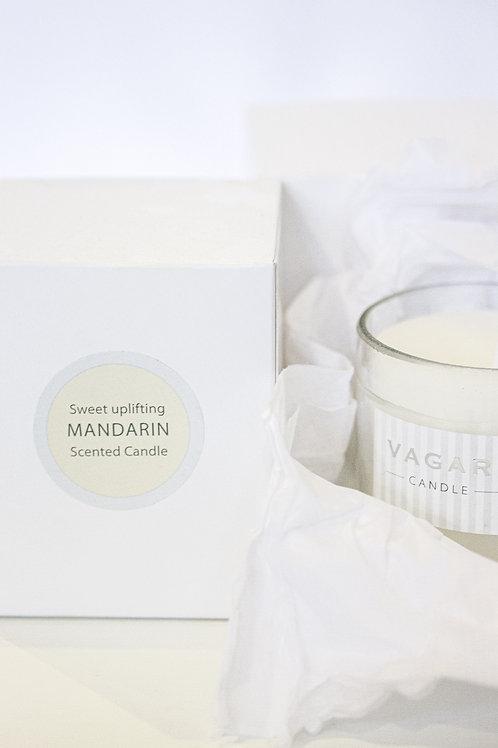 Mandarin Candle