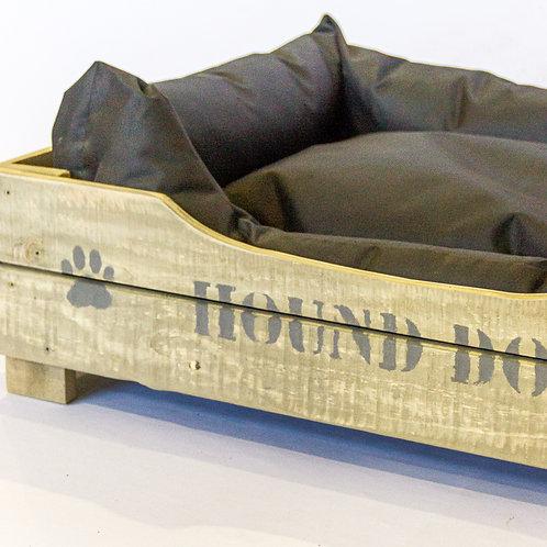 Dog Bed & Cushion