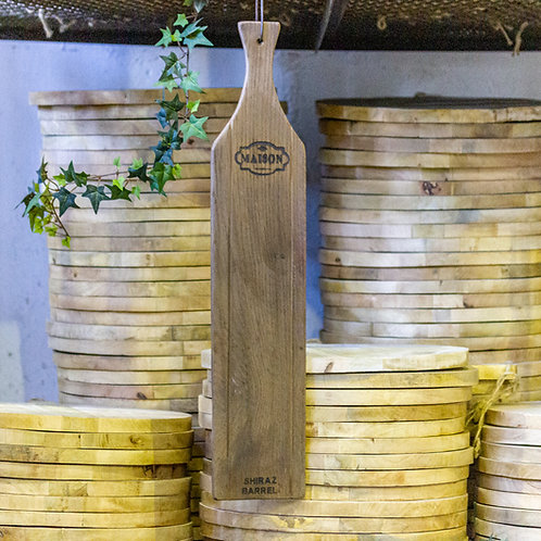 Baguette Board -Wine Stave Large