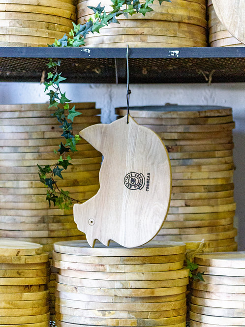 Oak Chicken Board
