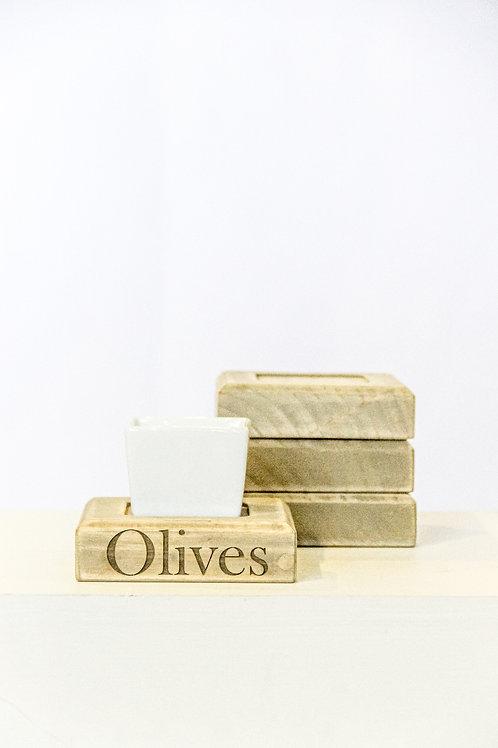 Tapas Dish - Olives