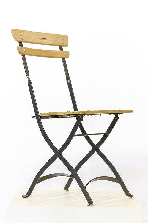 Trudeau Wine Barrel Chair