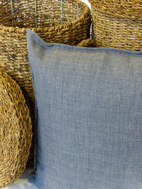 Plain Grey Cushion