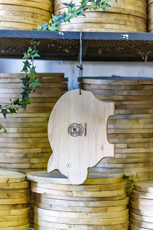 Oak Pig Board