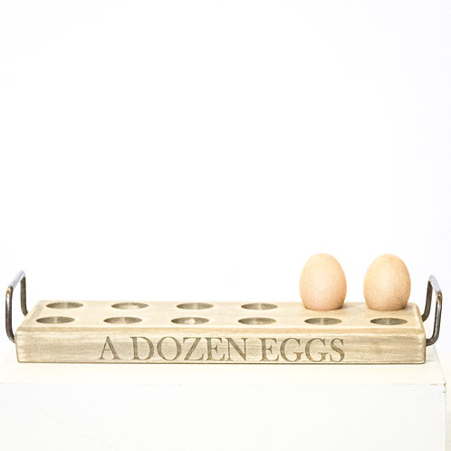 Dozen Eggs Egg Holder
