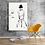 Thumbnail: QUEEN ZOE - Sketch -  Fine Art Print 27x35,3 - Inspiring Women 2020
