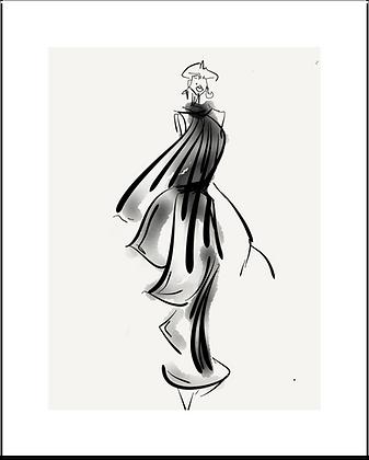 LUCA Fine Art Print 40x50