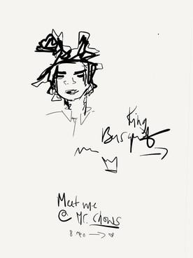 Hommage à Basquiat