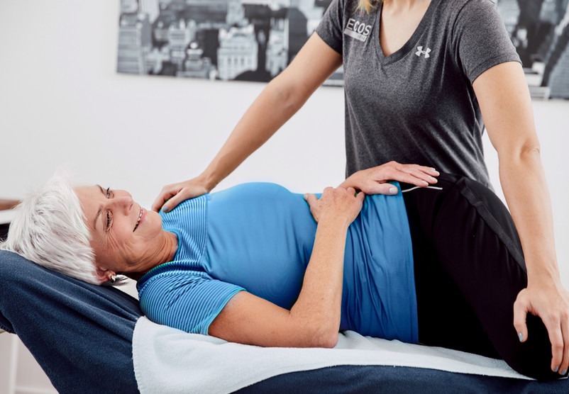 Physiotherapie München Ecos Reha