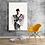 Thumbnail: DEVON Fine Art Print 40x50 - Mixed Media