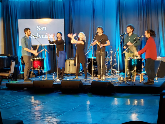 French group San Salvador wows APAP crowds with unique language and vocal style