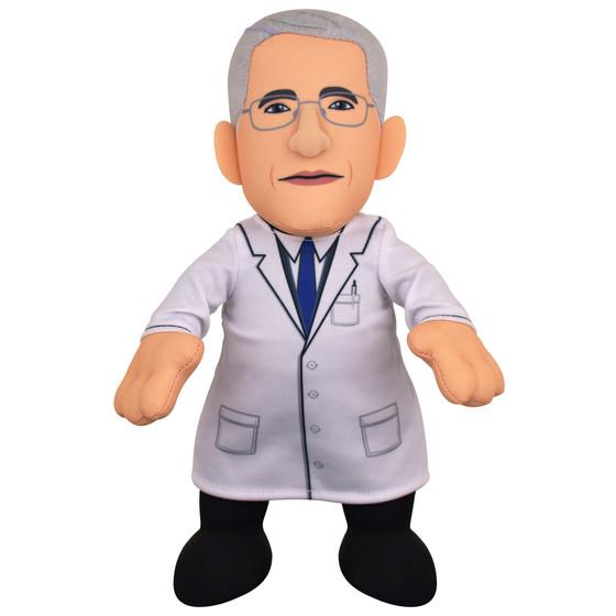 Plush toy company Bleacher Creatures Kickstarting Dr. Fauci