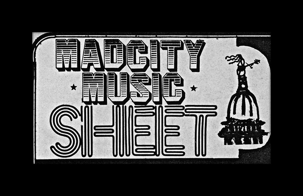 Madcity Music Sheet