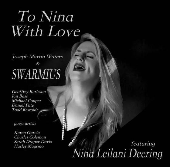 Composer Joseph Martin Waters rush-releases loving memorial album tribute to vocalist Nina Leilani D