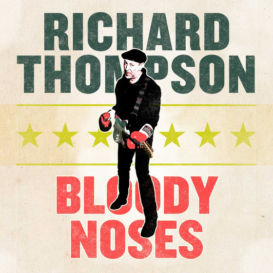 Pandemic-productive Richard Thompson records, releases and promotes new EP from home