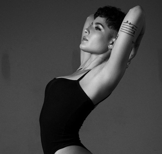 Halsey to receive Songwriters Hall of Fame Hal David Starlight Award