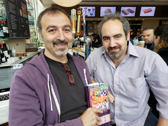 Authors Johnny Farraj and Sami Abu Shumays go deep 'Inside Arabic Music'