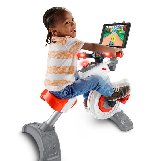 Updated Fisher-Price 'Think & Learn Smart Cycle' offers exercise with education