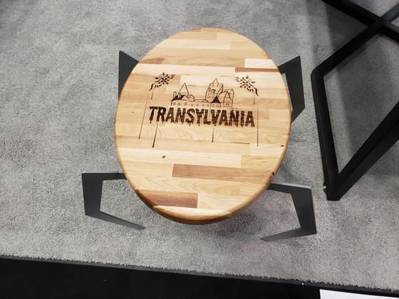 Transylvania takes a bite out of ICFF