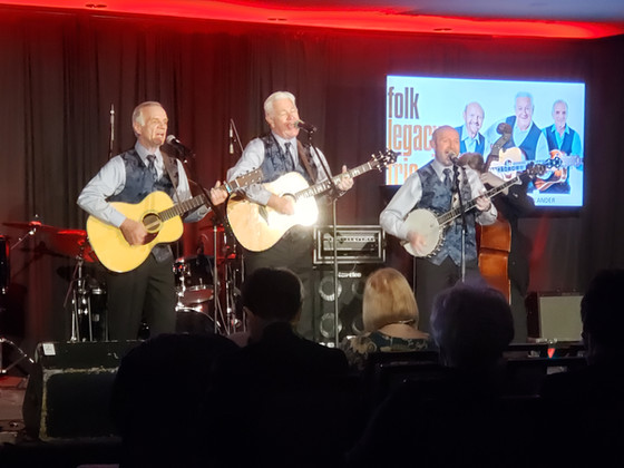 Folk Legacy Trio mines rich music heritage at APAP