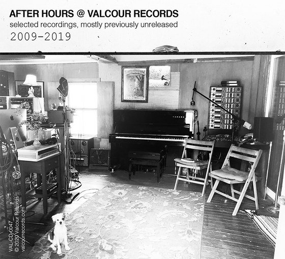 Acadiana's Valcour Records' 'After Hours' compilation benefits local musicians affec