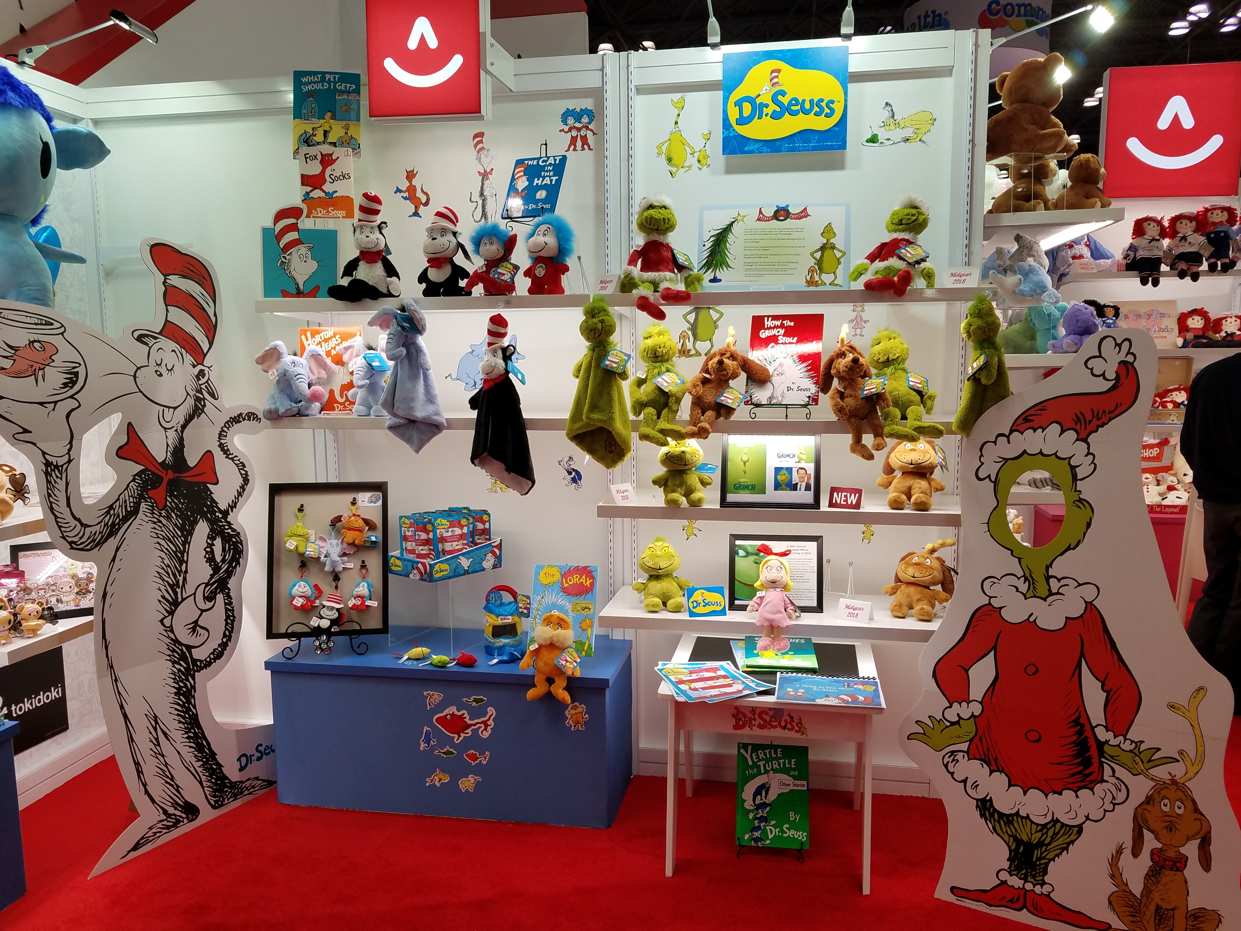 e0ca25f3 Aurora World debuts Dr. Seuss product at Toy Fair | Centerline.News