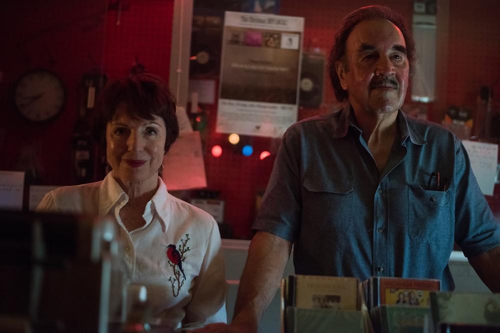 Ann and Marc Savoy