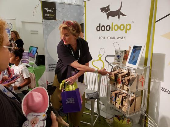 Dog walk dooloop introduced at TTPM Holiday Showcase