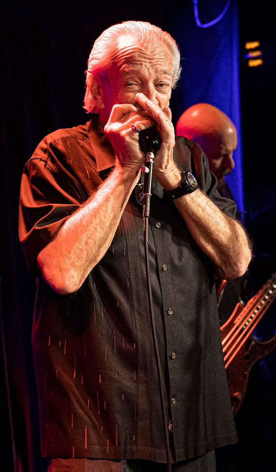 Ageless Charlie Musselwhite brings blues history to Iridium