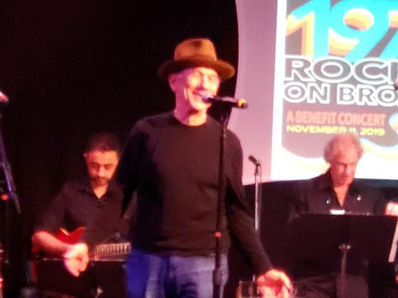 Russ Titelman, LaChanze honored by Rockers on Broadway