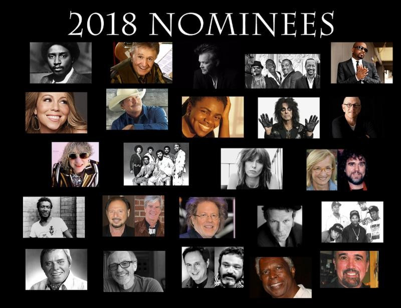 Songwriters Hall of Fame