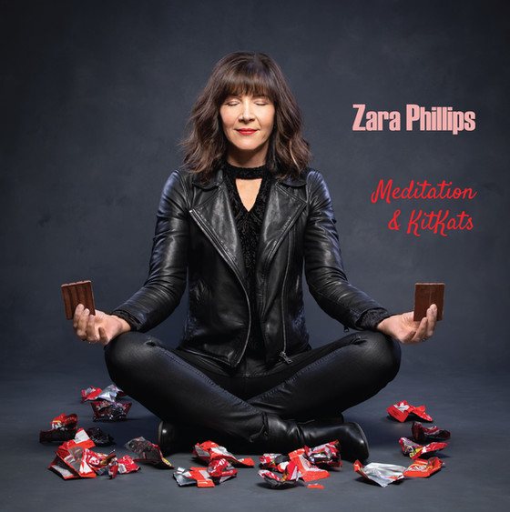 Adoptee author/advocate Zara Phillips returns to music with 'Meditation & KitKats'