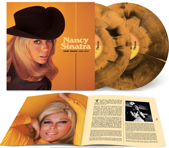 Nancy Sinatra celebrated in new compilation, reissue series