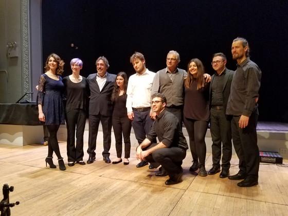 Arabic music maestro Simon Shaheen showcases his Berklee students at Brooklyn's Roulette