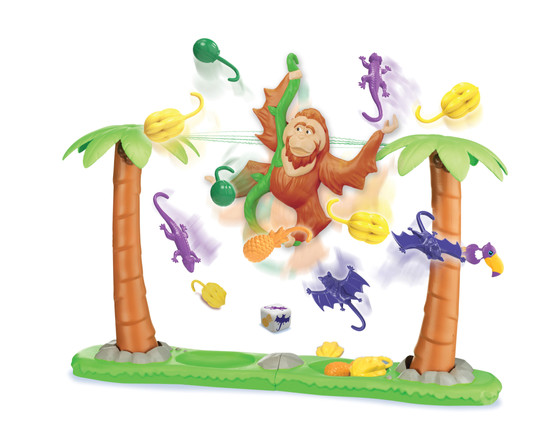 PlayMonster takes the fun from its 'Orangutwang' game to help fund The Orangutan Project&#39