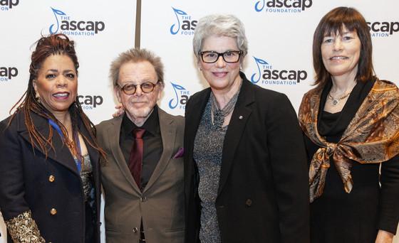 Great performances, big awards to Valerie Simpson and Melinda Wagner mark ASCAP Foundation Awards