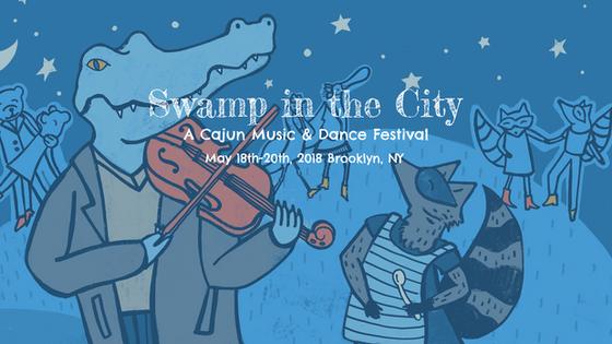 'Swamp in the City' brings Cajun culture to Brooklyn