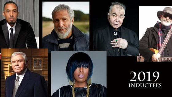 Songwriters Hall of Fame announces 2019 inductees