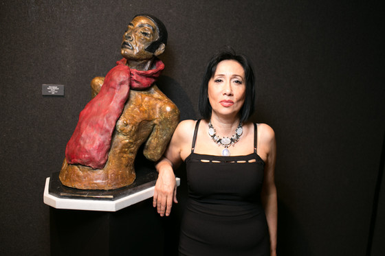 Russian American Foundation presents Ella Kogan sculpture, TASS ballet photos at National Arts Club