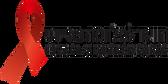 לוגו הוועד למלחמה באיידס