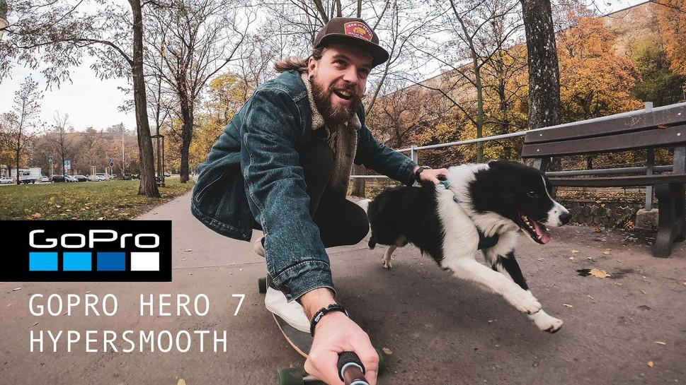 GoPro HERO 7 Hypersmooth / Nejlepší stabilizace obrazu #1