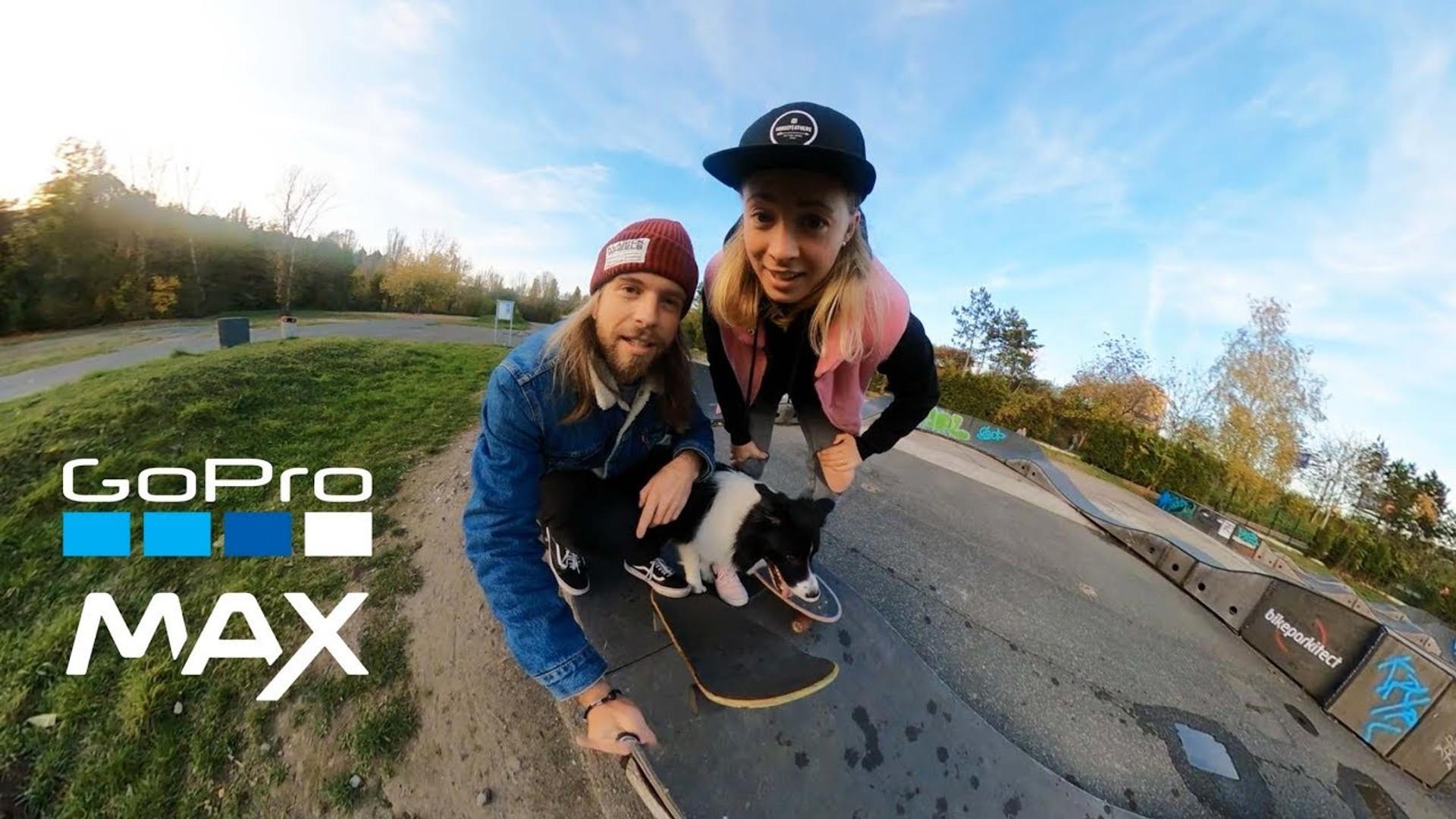 GoPro MAX 360 - first test