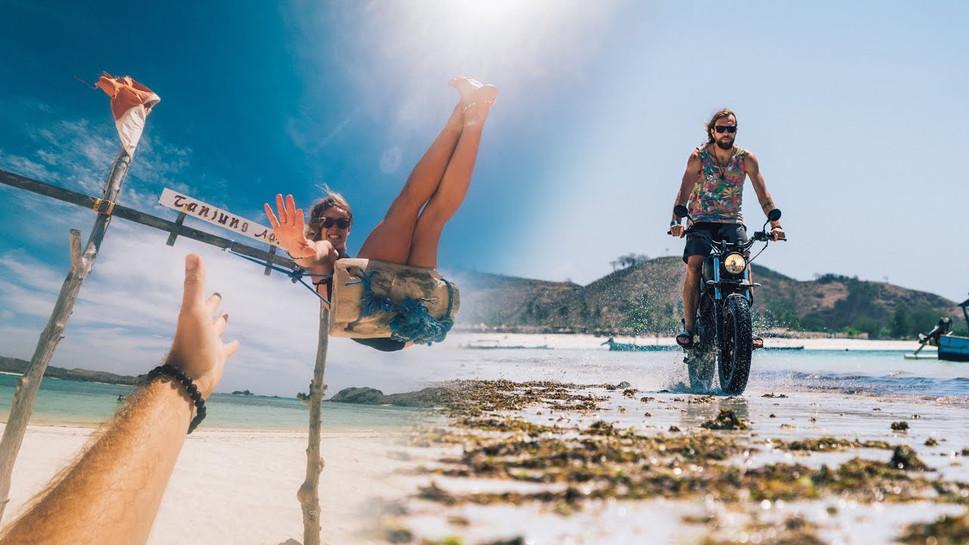 MOTO & SURF TRIP LOMBOK
