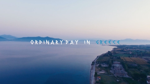ORDINARY DAY IN GREECE