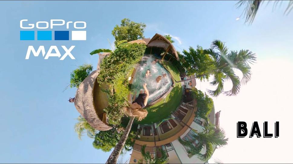 360 VIDEO BALI - GOPRO MAX