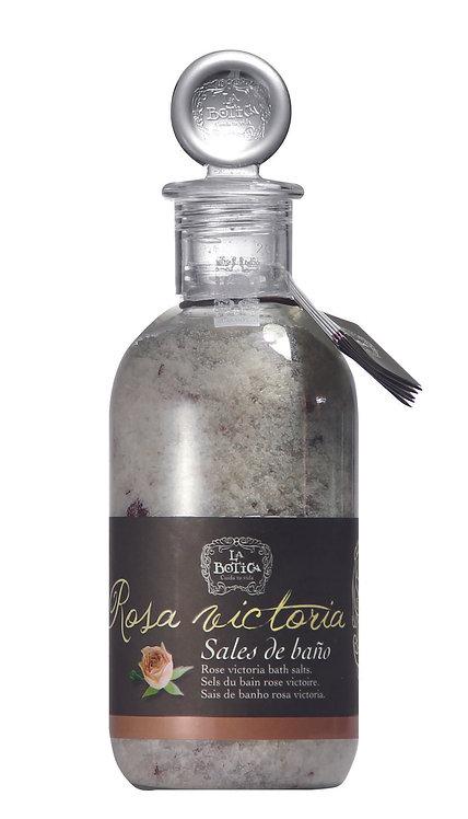 Sales de Baño Rosa Victoria