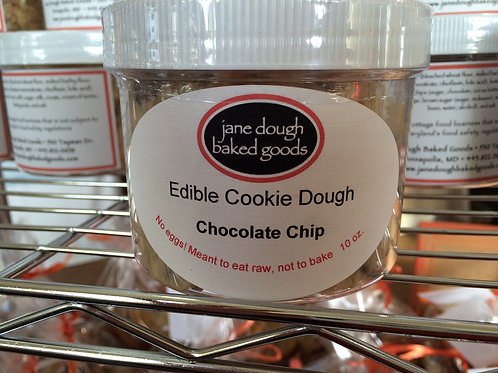 Chocolate Chip - Edible Cookie Dough